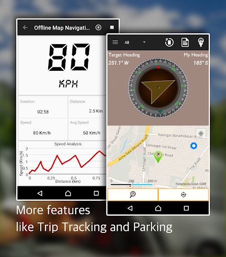 Offline Map Navigation - Live GPS, Locate, Explore 1.3.6.8 Screenshots 14