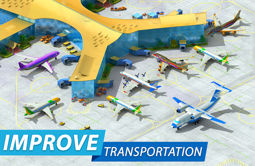 Megapolis: city building simulator. Urban strategy  screen 1
