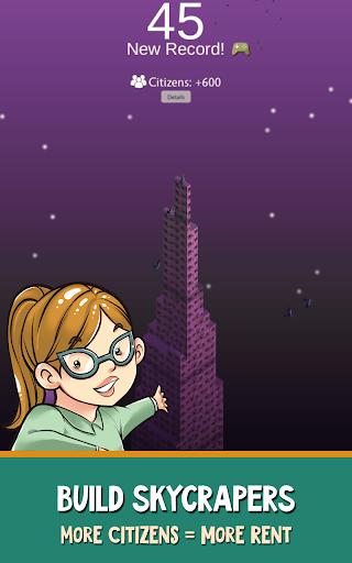 Sky Tower Tycoon u2013 Your Idle Adventure 2.3.5 screenshots 16