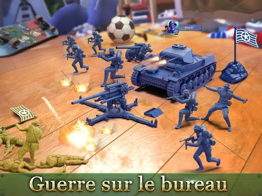 Army Men Strike APK MOD – ressources Illimitées (Astuce) screenshots hack proof 2