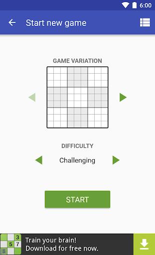 Andoku Sudoku 3 1.17.0 screenshots 2
