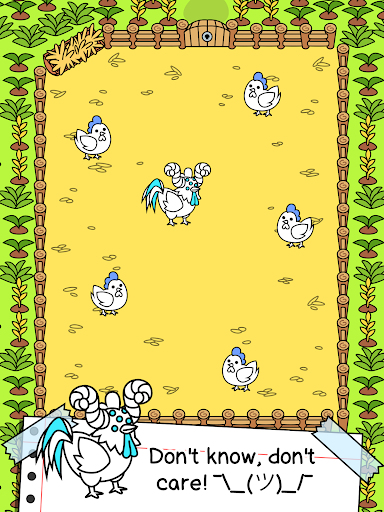 Chicken Evolution - ud83dudc13 Mutant Poultry Farm Clicker screenshots 10