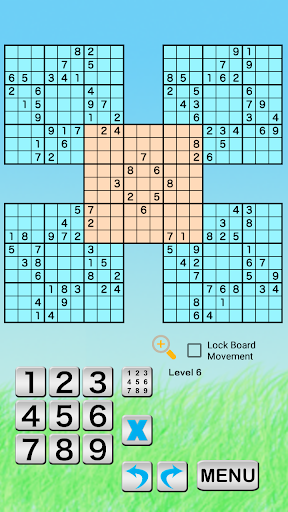 Samurai Sudoku 5 Small Merged 1.6.1 screenshots 1