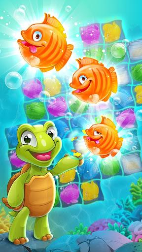 Mermaid - treasure match-3 2.42.0 screenshots 20
