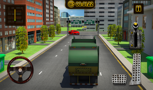 Garbage Dumper Truck Simulator 1.3 screenshots 7