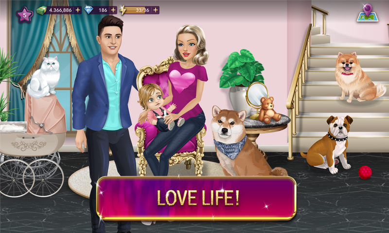 Hollywood Story: Fashion Star  poster 2