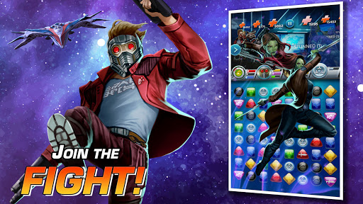 MARVEL Puzzle Quest: Join the Super Hero Battle! Apkfinish screenshots 13