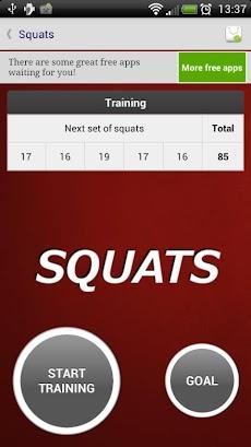Squats - Fitness Trainerのおすすめ画像1