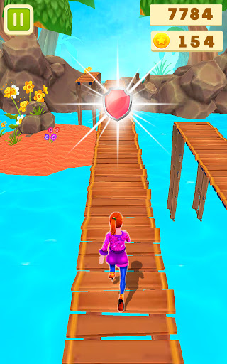 Royal Princess Island Run - Princess Runner Games 3.8 screenshots 3
