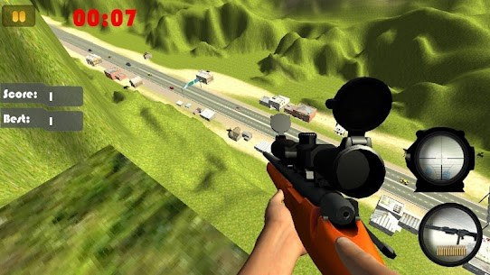 Sniper Road Traffic Shooter 3D Game Hack & Cheats 2