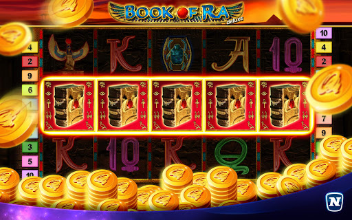 Book of Rau2122 Deluxe Slot screenshots 5