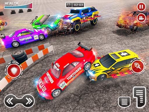 Derby Demolition Car Destruction Crash Racing 3D  Screenshots 10