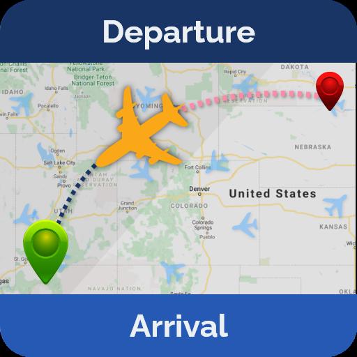 Live Flight Tracker - Online repülési menetrend