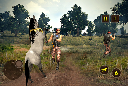 Horse Family Jungle Adventure Simulator Game 2020 screenshots 2