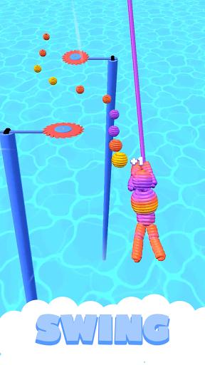 Rope-Man Run  screenshots 11