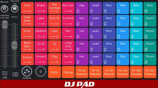 DJ PADS - Become a DJ  screenshots 1