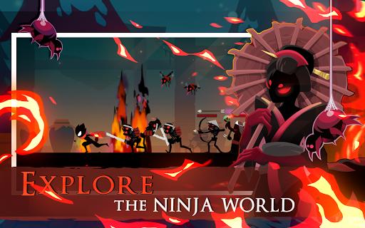 Stickman Revenge u2014 Supreme Ninja Roguelike Game 0.8.2 screenshots 13