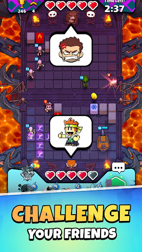 Magic Brick Wars - Epic Card Battles  screenshots 5