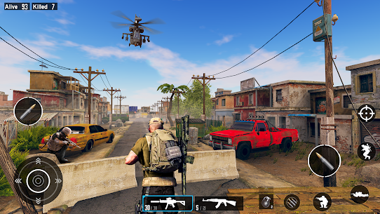 Real Commando Mission – Free Shooting Games 2020 5