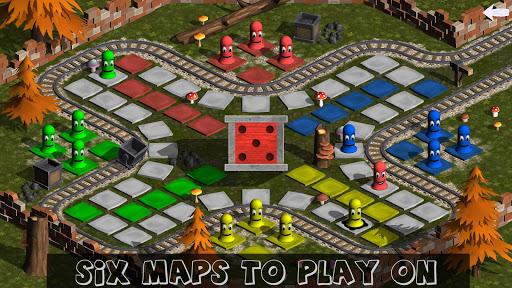 Ludo Party - Classic Dice Board Game 2021  Screenshots 4
