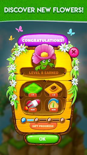 Blooming Flowers : Merge Flowers : Idle Game 1.3.2 screenshots 4
