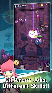 Weapon Masters : Roguelike MOD APK 1.7.3 (NO Cooldown) 3