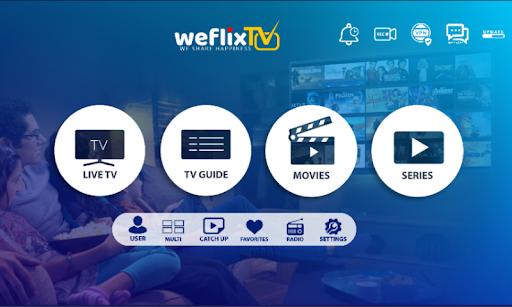 weflixtv screenshots 3