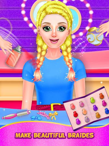 Fashion Braided Hair Salon - Hairdo Parlour 0.2 screenshots 3