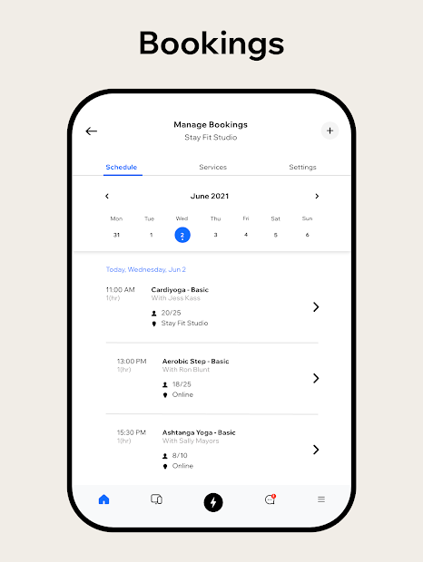 Imágen 12 de Wix Owner: crea sitios, tiendas online o blogs para android