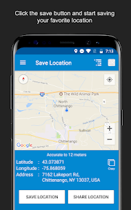 Save Location GPS Premium Apk 7.0 (Mod/Paid Features Unlocked) 6