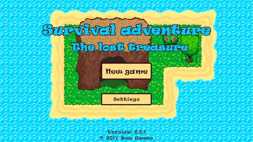 Survival RPG - Lost treasure adventure retro 2d android2mod screenshots 5