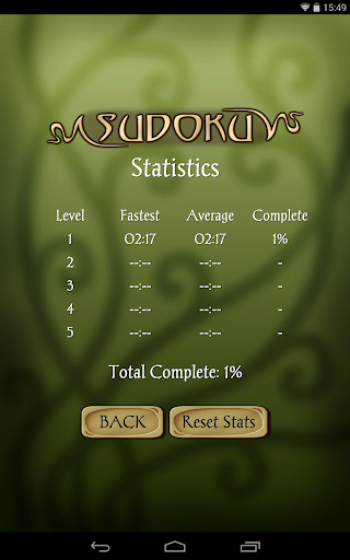 Sudoku Free 1.52 screenshots 20