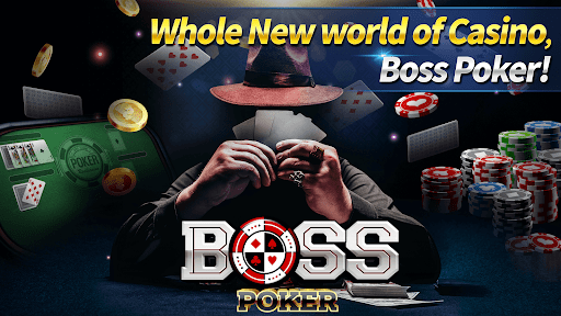 Boss Poker u2013 Texas Holdem Blackjack Baccarat Apkfinish screenshots 1