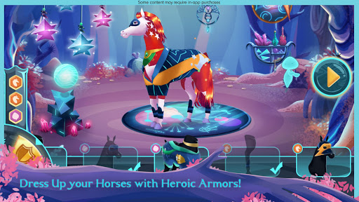 EverRun: The Horse Guardians - Epic Endless Runner screenshots 3