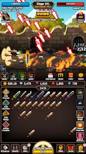 Raising Infinite Swords Mod Apk (God Mode/Unlimited Boxes) 7