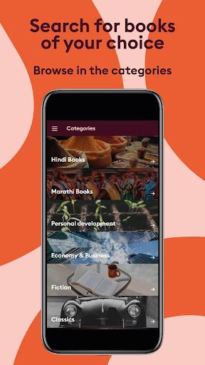 Storytel: Audiobooks and E-books 6.2.7 screenshots 9