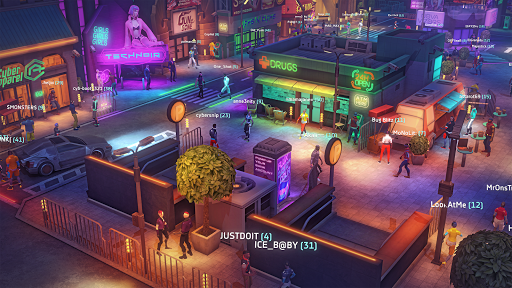 Cyberika: Action Adventure Cyberpunk RPG modavailable screenshots 5