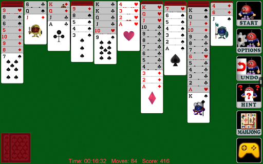 Spider Solitaire modavailable screenshots 4
