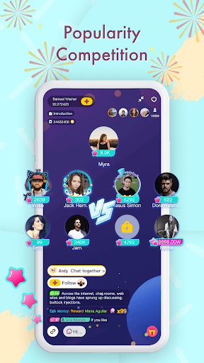 Ume-Free Voice Chat Rooms 1.6.6 screenshots 7