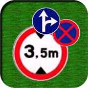 ⛔️ Traffic Signs Game: Road signs and meanings