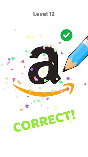 dop: draw logo - drawing puzzle screenshot 3