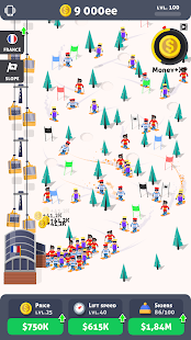 Snow Racer Screenshot