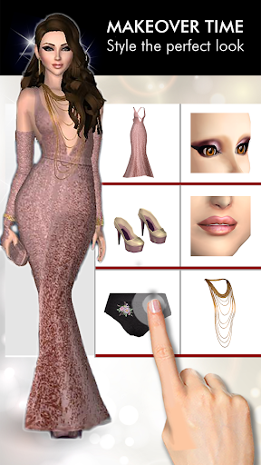 Code Triche Fashion Empire - Dressup Boutique Sim (Astuce) APK MOD screenshots 3