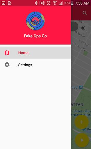 Fake GPS Go 0.5.3 Screenshots 3