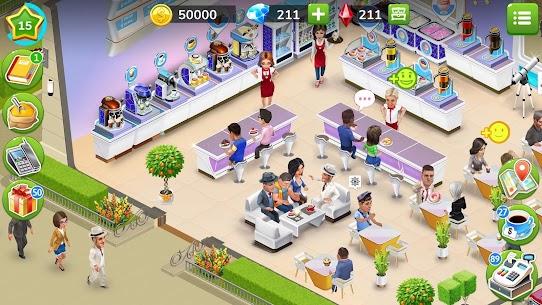 Kafem — Restoran Oyunu Full Apk İndir 6