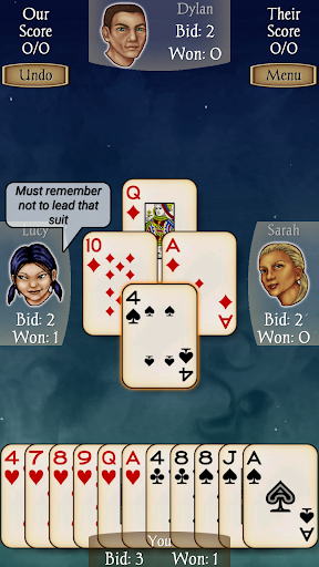 Spades Free  screenshots 2