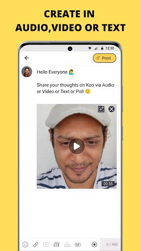 Koo: Connect with People!  screenshots 6