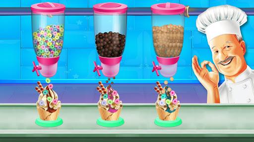 ice cream cooking factory: cook delicious dessert screenshot 1