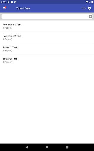 TalonView modavailable screenshots 17