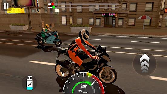 Drag Bike Racers screenshots 6